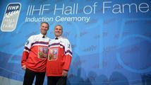 Hokejová síň slávy se otevřela Haškovi a Reichelovi