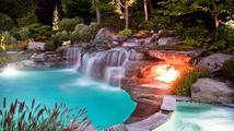 Naprostá BOMBA! Zahradní bazén za dva miliony dolarů