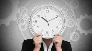 Ilustrační foto: Lidský mozek velmi pečlivě rozlišuje minutu a vteřiny