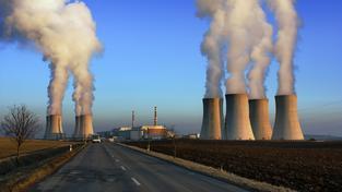 Ilustrační snímek: V jaderné elektrárně v Dukovanech bude postaven nový blok