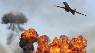 Ilustrační foto: Syrské letectvo zabilo 300 členů z hnutí IS