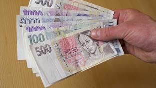 Ilustrační snímek: Navýšení minimální mzdy v Česku  prý ohrozí spoustu firem