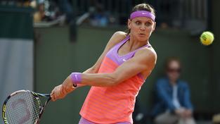 Lucie Šafářová posotupila na French open do druhého kola