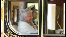 Britské referendum o EU bude do roku 2017, potvrdila královna
