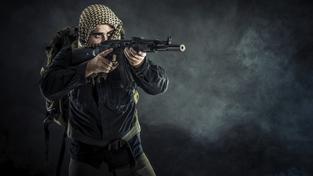 Ilustrační foto: K hnutí IS se přidal i velitel tádžických speciálních jednotek