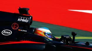 Grand Prix ve Španělsku, #14 Fernando Alonso (ESP, McLaren Honda)