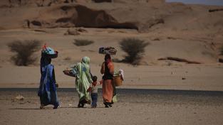 Ilustrační snímek: Přes tři miliony lidí je bez střechy nad hlavou kvůli válečným konfliktům