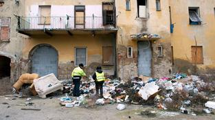 Ilustrační foto: Některé ubytovny připomínají spíše skládky