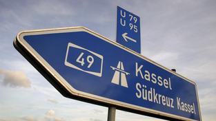 Německu se nelíbí, že je tranzitní zemí a cizinci se po jeho pěstěných dálnicích vozí zdarma (ilustrační snímek)