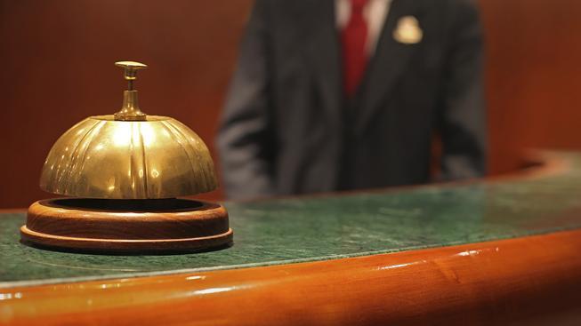 Z průzkumu vyplývá, že i hotelech se krade ve velkém. Ilustrační foto