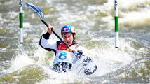 Vavřinec Hradilek si podmanil divokou vodu v Krakově