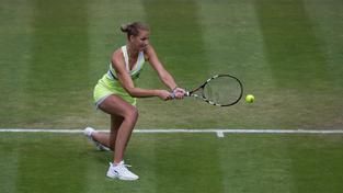 Karolína Plíšková se už může těšit na zápas druhého kola
