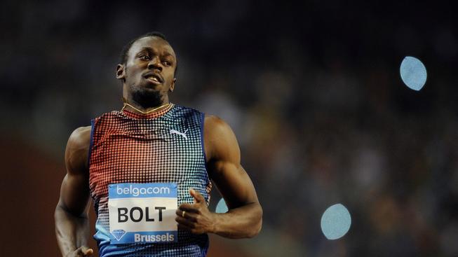 Usain Bolt se poslední dobou potýká se zdravotními problémy