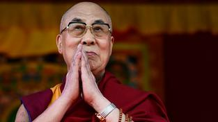 Dalajláma je v Tibetu respektovanou osobností