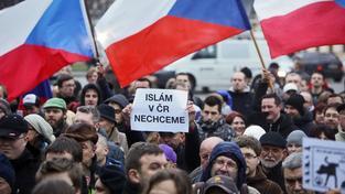 Autoři petice odsuzují nenávistné projevy na nedávné antiimigrantské demontraci