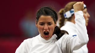 Natálie Dianová získala zlato ve smíšené štafetě