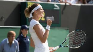 Poslední čeští mohykáni Wimbledonu Berdych a Šafářová budou usilovat o čtvrftinále