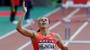 Zuzana Hejnová je zpět mezi elitou