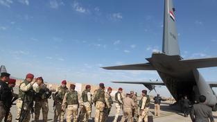 Kvůli technické chybě letadlo irácké armády omylem vypustilo bomby na Bagdád (ilustrační snímek)