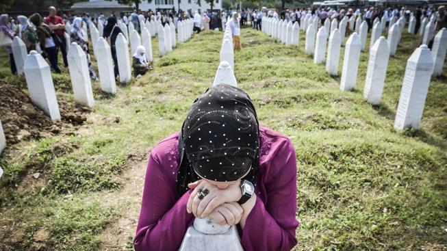 Masakr v Srebrenici stále u mnoha obyvatel Bosny vyvolává smutné vzpomínky