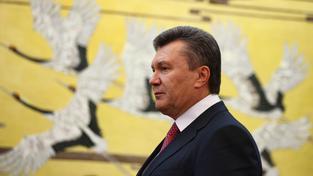 Blíží se soud s bývalým ukrajinským prezidentem Viktorem Janukovyčem