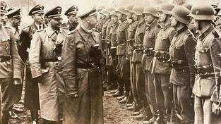 Michael Karkoc s Heinrichem Himmlerem