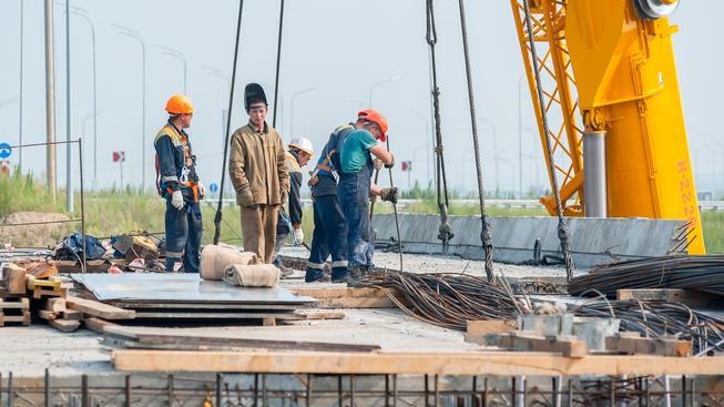 Počet Ukrajinců nelegálně pracujících v zahraničí stoupá. Ilustrační foto