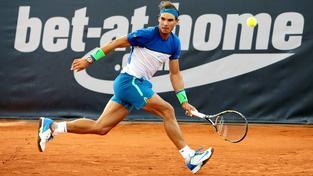 Rafael Nadal zvítězil na turnaji v Hamburku