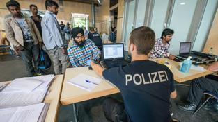 Německo má s uprchlíky dlouhodobou zkušenost