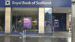 Británie se zbavila části svého podílu v Royal Bank of Scotland
