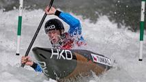 Kanál v Pau českým barvám nesvědčí, Hradilek pokazil semifinále