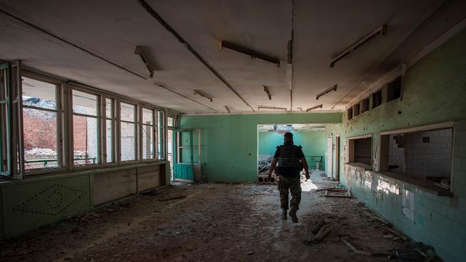 Situace v Donbasu je opět velmi vážná, hrozí obnovení bojů, varuje německý šéf diplomacie