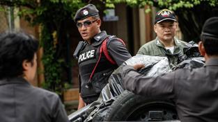 V bytě hlavního podezřelého našla thajská policie materiál na výbušninu. Ten samý našla nyní v bytě nového podzřelého