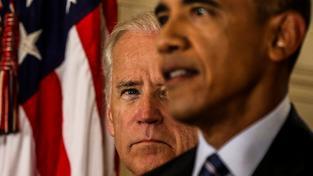 """Viceprezident Joe Biden se """"svým šéfem"""" Barackem Obamou"""