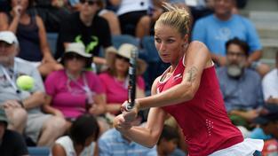 Turnajová sedmička Karolína Plíšková vypadla v prvním kole