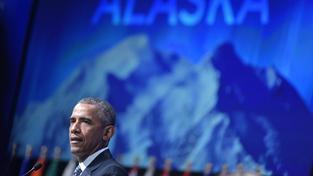 Americký prezident se účastnil konference v aljašském Anchorage