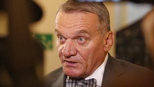 Bývalý pražský primátor Bohuslav Svoboda