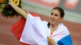 Zuzana Hejnová si v Curychu připsala další suverénní vítězství.