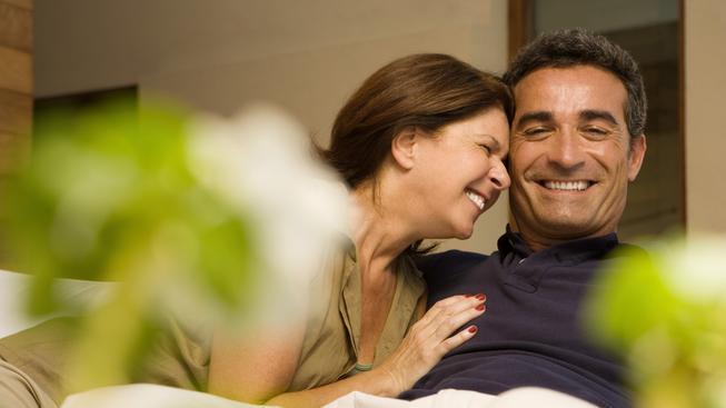 Smích partnerů může o jejich vztahu mnohé prozradit. Ilustrační foto