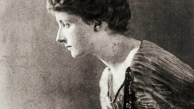Sidonie Nádherná, fotografie zhruba kolem roku 1910