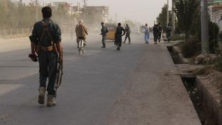 Bojovníci Talibanu obsadili nemocnici v Kundúzu