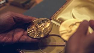 Nemusíte nutně něco vynalézt nebo dojednat mír, Nobelovu cenu je nejsnazší si koupit