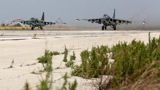 Ruská letadla při operaci v Sýrii narušila turecký vzdušný prostor