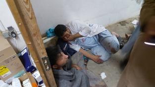 Na nemocnici organizace Lékaři bez hranic zaútočili Američané, šlo prý o omyl