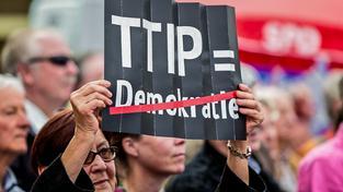 Přestože o ní většina Čechů neví, dohoda TTIP po Evropě vyvolává protesty