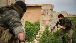 Americký program na výcvik syrské umírněné opozice nevyšel úplně podle představ