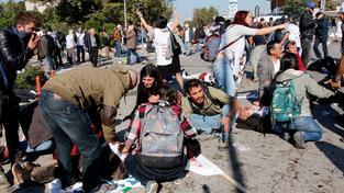 Útok v Ankaře patří mezi nejhorší svého druhu v Turecku za posledních 20 let