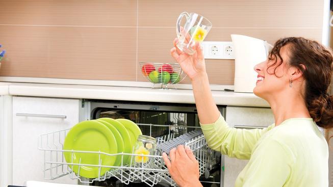 Jednoduchá cesta k čistému nádobí