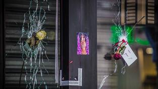 Paříž po krvavém pátku