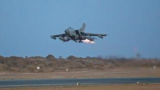 Britské letectvo nyní podniká nálety jen na území Iráku